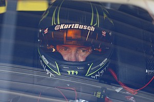 NASCAR Sprint Cup Practice report Kurt Busch fastest in Phoenix Happy Hour