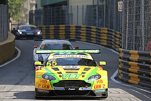 GT Preview GT Asia Series regulars dominate Macau GT entry