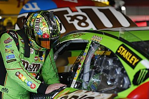 NASCAR Sprint Cup Breaking news Kyle Busch's M&Ms sponsorship extended for several more years
