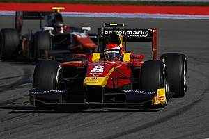 GP2 Practice report Bahrain GP2: Rossi leads ultra-tight practice session