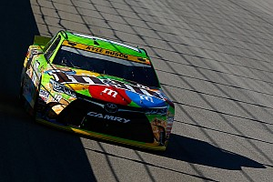 NASCAR Sprint Cup Breaking news Kyle Busch confirms he has agreed to contract extension with JGR