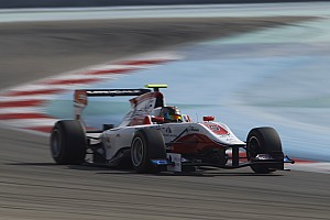 GP3 Race report Bahrain GP3: Kirchhofer wins as title contenders fade