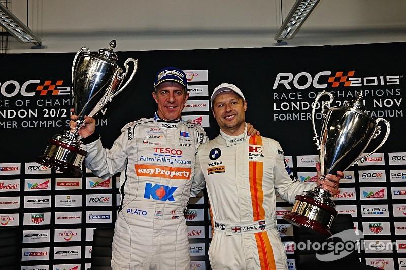 Priaulx/Plato edge Vettel/Hulkenberg to win 2015 ROC Nations' Cup