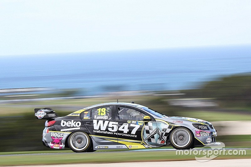 Walkinshaw/Schwerkolt confirm split