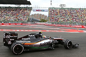Perez calls for Mexico to be F1 finale