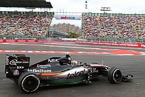 Формула 1 Новость Перес призывает завершать сезон мексиканским этапом