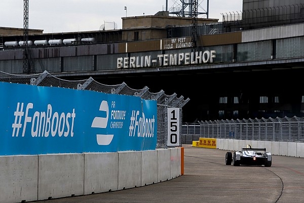 Formula E Últimas notícias Etapa de Berlim da Fórmula E é cancelada