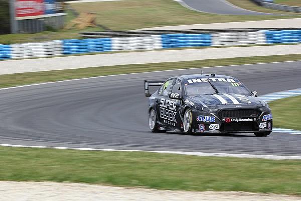 V8 Supercars Heimgartner out, Pither in at Super Black