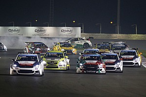 WTCC Breaking news WTCC revamps race format, increases ballast for 2016