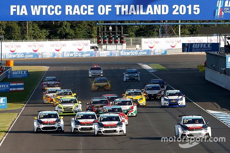 WTCC verandert raceformat en succesgewicht voor 2016