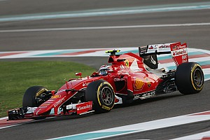 Formula 1 Qualifying report Abu Dhabi GP qualifying: Raikkonen secures the third place and Vettel stranded in Q1