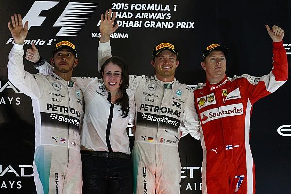 Fórmula 1 Relato da corrida Rosberg vence a 3ª seguida em GP morno em Abu Dhabi