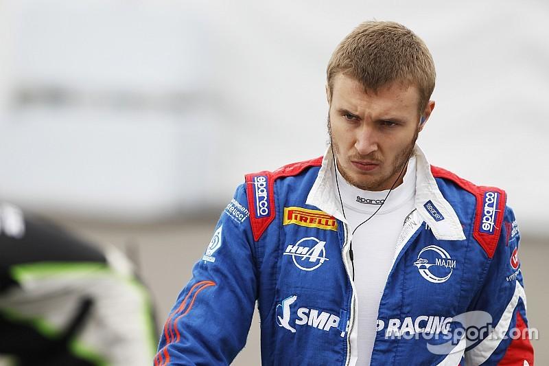 Sirotkin will remain in GP2 in 2016