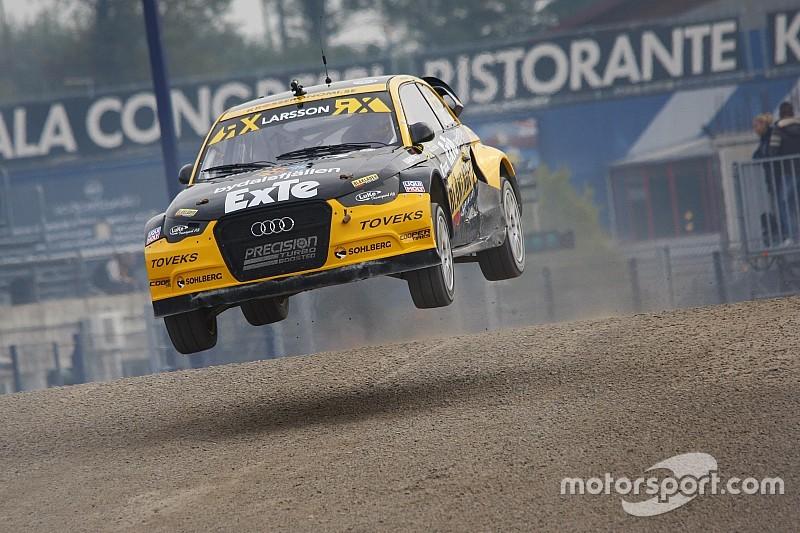 Solberg pakt World RX-titel, Larsson wint finale