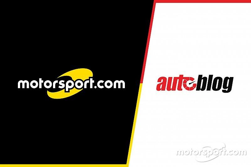 Motorsport.com en Autoblog.com gaan samenwerken