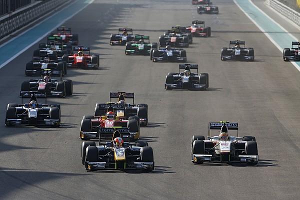 GP2 Breaking news GP2 to run new Formula 2 series