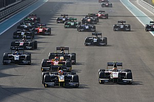 GP2 Breaking news GP2 to run new Formula 2 series