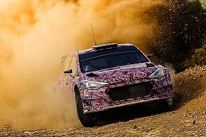 WRC Breaking news Hyundai ready to unveil 2016 i20 WRC