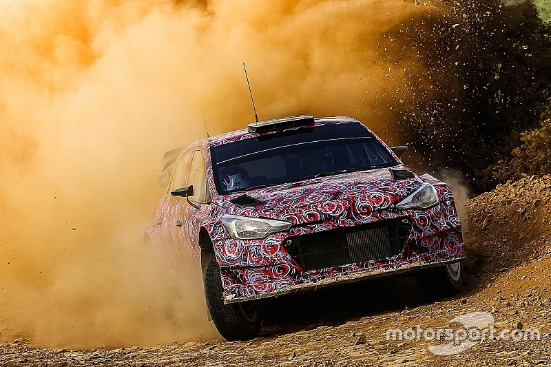 Hyundai ready to unveil 2016 i20 WRC