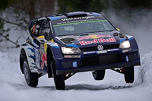 WRC Breaking news Volkswagen hires Jaeger as Mikkelsen's new co-driver