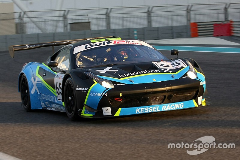 Loris Capirossi interview - Gulf 12 Hours 2015