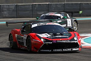 Endurance Race report Kessel Racing win the 5th Gulf 12 Hours at Yas Marina Circuit