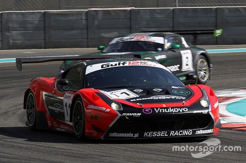 Kessel Racing win the 5th Gulf 12 Hours at Yas Marina Circuit