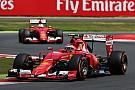 'Kimi laat Sebastian er echt voor werken' - Ferrari
