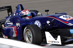 F3 Europe Interview Russell says misunderstanding caused Carlin split