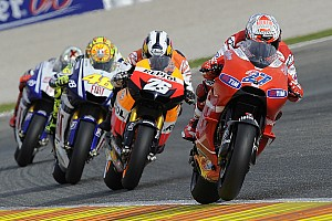 MotoGP Breaking news Lorenzo expects Stoner to make wildcard outings