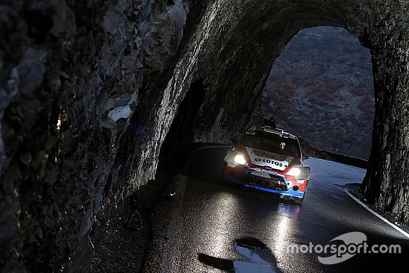 Kubica, Bouffier headline entry list for Monte Carlo