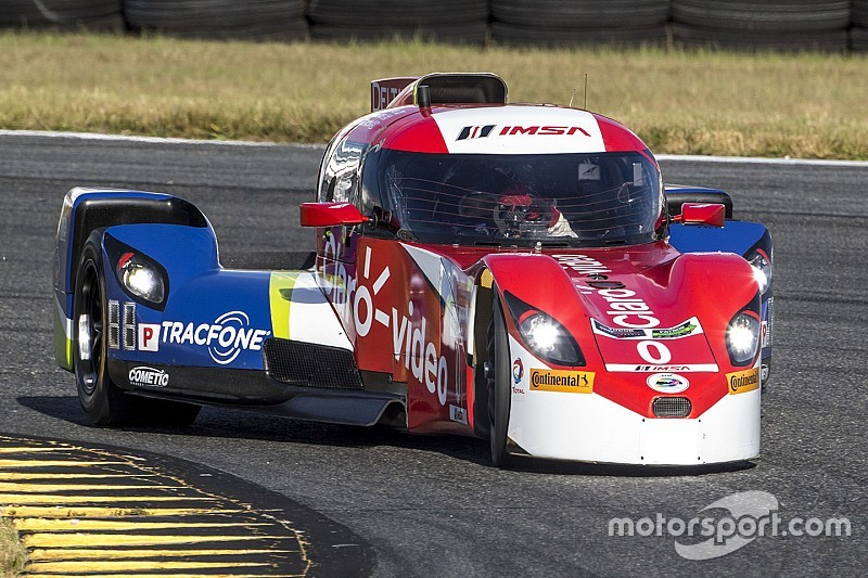Panoz DeltaWing returns for complete 2016 season