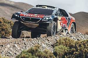 Dakar Stage report Dakar Cars, Stage 6: Peterhansel moves into the lead with second win