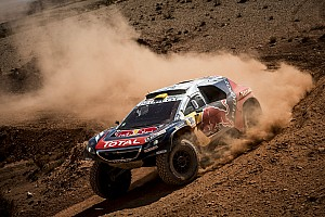 Dakar Breaking news Dakar leader Peterhansel under investigation