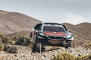 Dakar Stage report Dakar Cars, Stage 9: Sainz wins to take overall lead