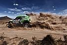 Dakar auto's: Van Loon sensationeel naar tweede tijd in ingekorte negende etappe