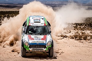 Dakar Breaking news Van Loon: No air-con, no problem