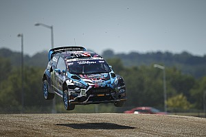 World Rallycross Breaking news Block commits to full World Rallycross campaign in 2016