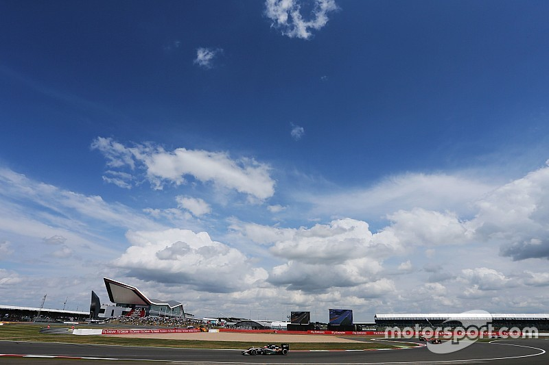 Plannen voor tweedaagse Formule 1-test op Silverstone