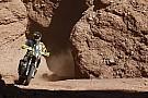 Dakar motoren: Svitko wint zijn eerste etappe