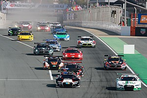 Endurance Race report The race is on: 24H Dubai underway