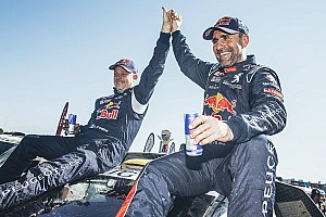 Dakar Stage report Dakar Cars, Stage 13: Peterhansel wraps up win, Loeb fastest