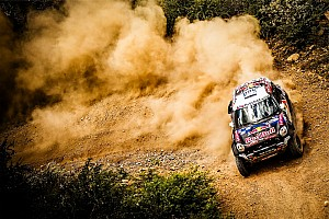 Dakar Breaking news Al-Attiyah could switch teams for Dakar 2017