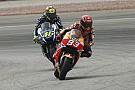MotoGP past structuur wedstrijdleiding aan na Rossi/Marquez controverse
