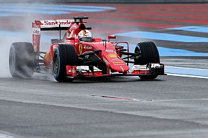 Formula 1 Testing report Vettel on top as Paul Ricard test ends