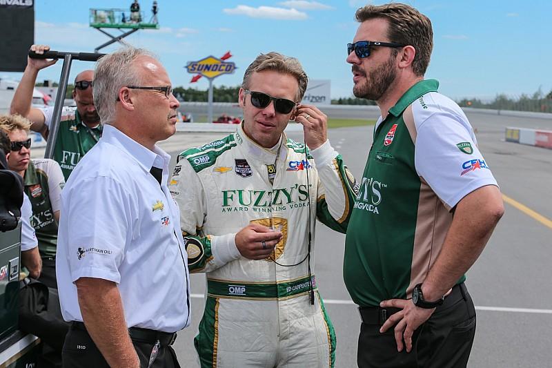 Ed Carpenter weer enige naamgever van IndyCar-team