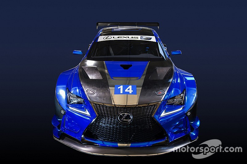 Lexus confirms Karam and return to IMSA