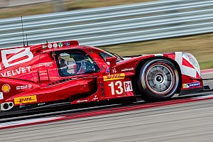 WEC Breaking news Dunlop returns to LMP1 competition with Rebellion