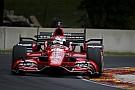 IndyCar Honda signs