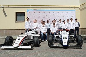 Другие Формулы Новость Устроители SMP Формулы 4 назвали 12 пилотов